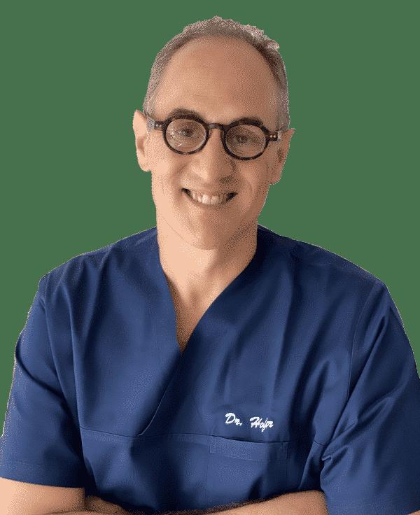 Dr. med. Bernhard W. Hofer, Leitender Arzt des Pilonidalsinus Zentrums